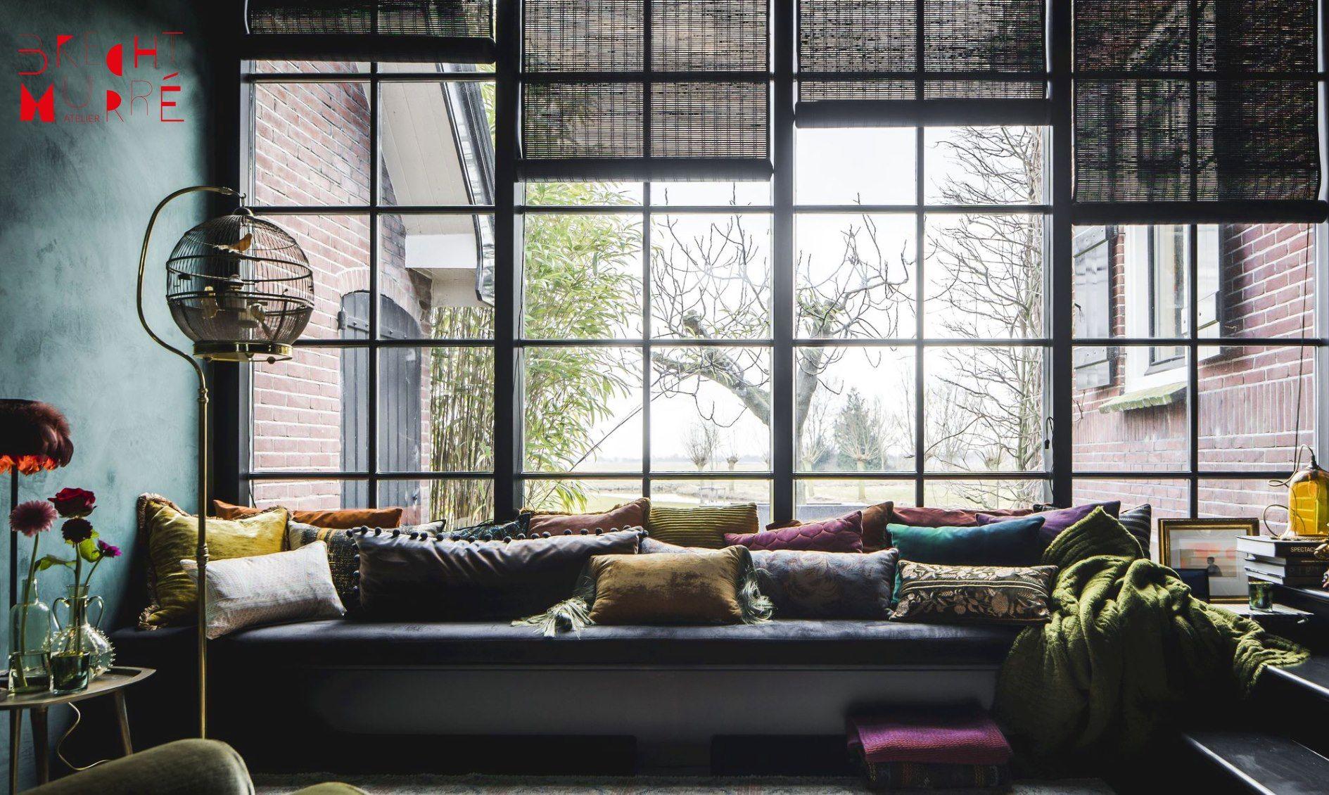 Atelier Brecht Murre Voor Het Huis Interieur Huis