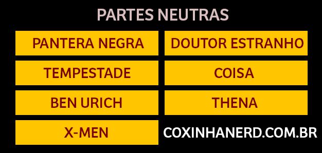PARTES NEUTRAS