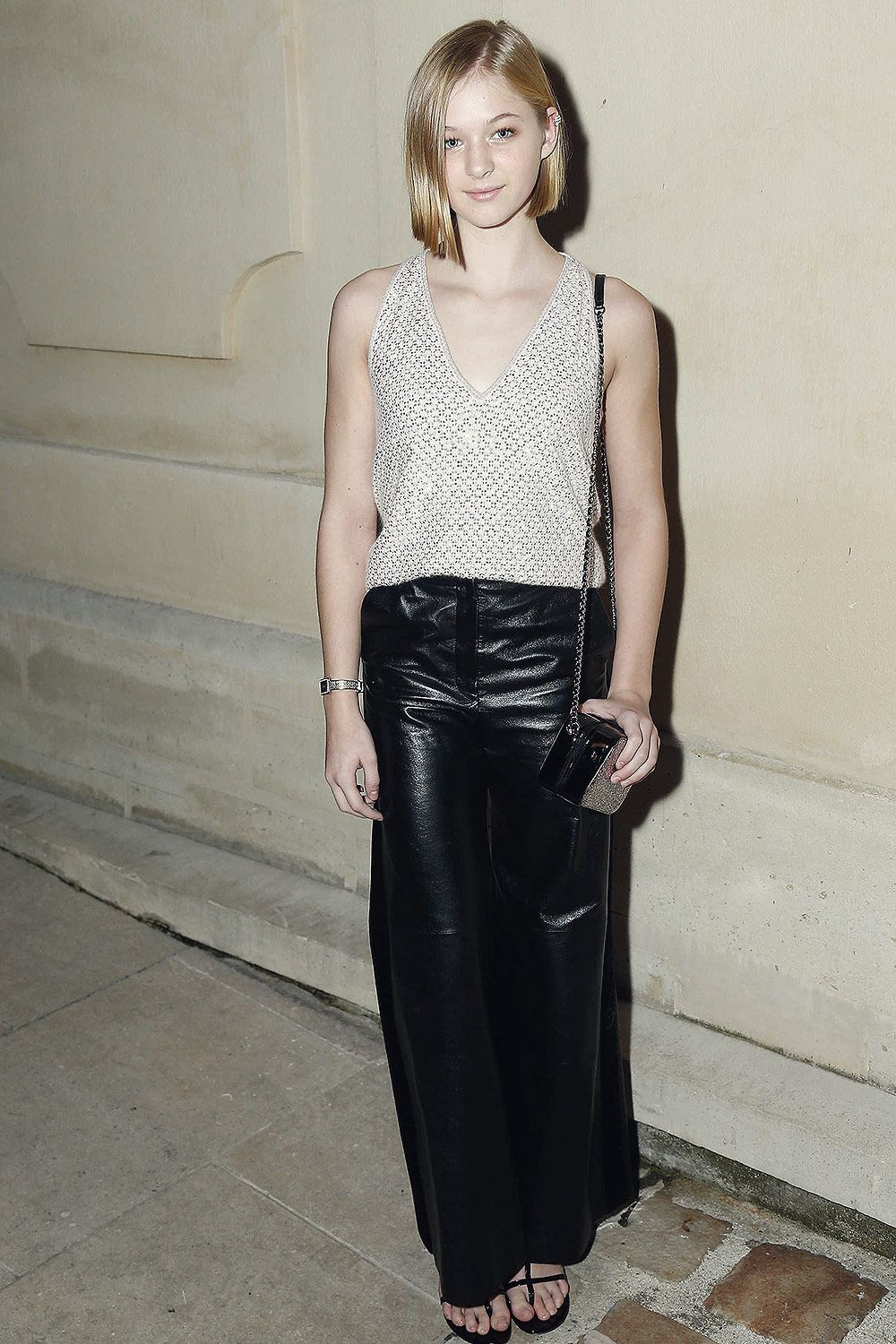 Ekaterina Samsonov at the Chanel 'Code Coco' launch party ...