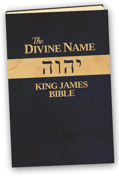The Divine Name KJV has restored Jehovah's name to it's
