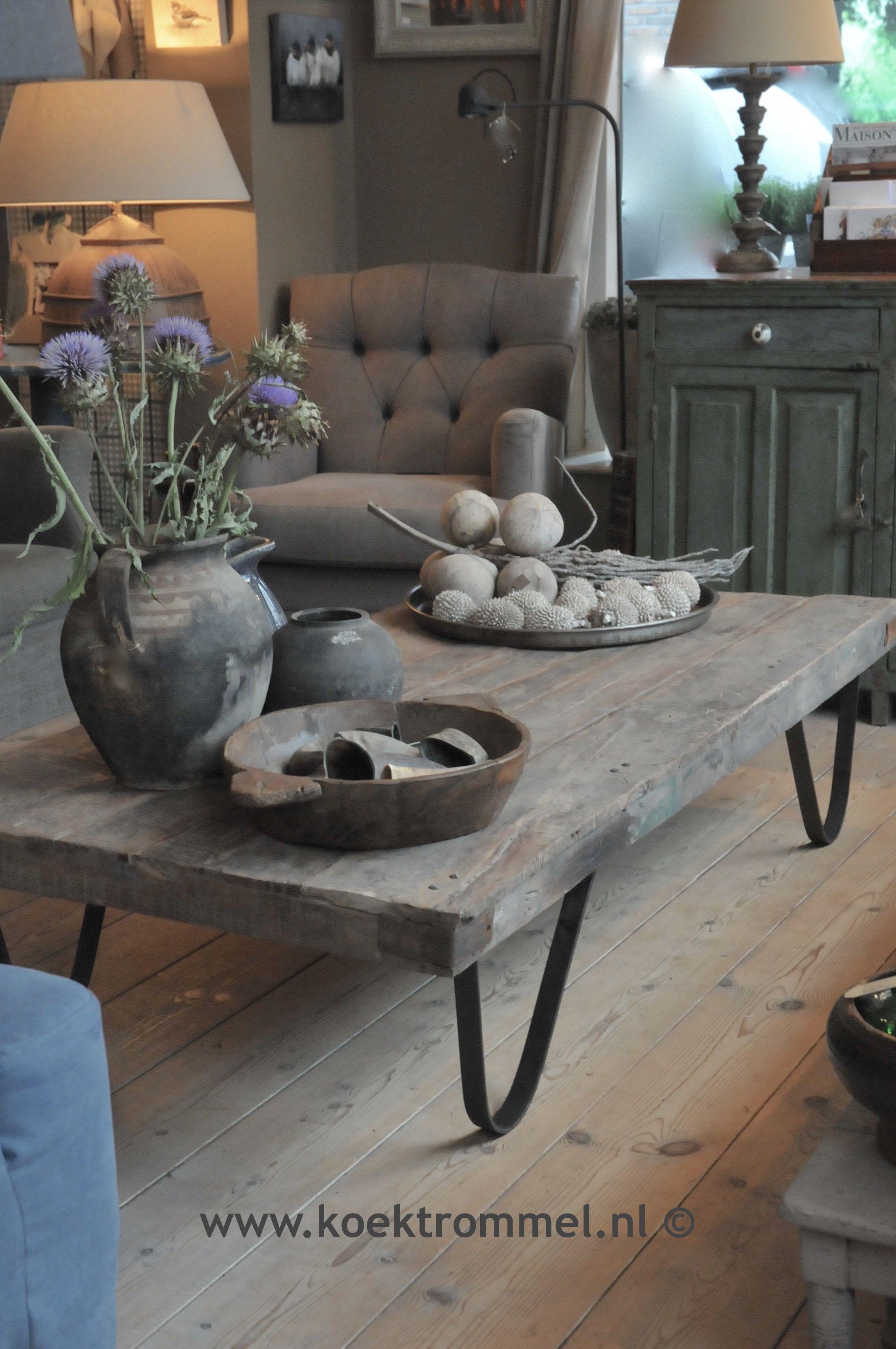 Coffee Table   wood   Pinterest   Banco de cuna, Mesas y Salas rusticas