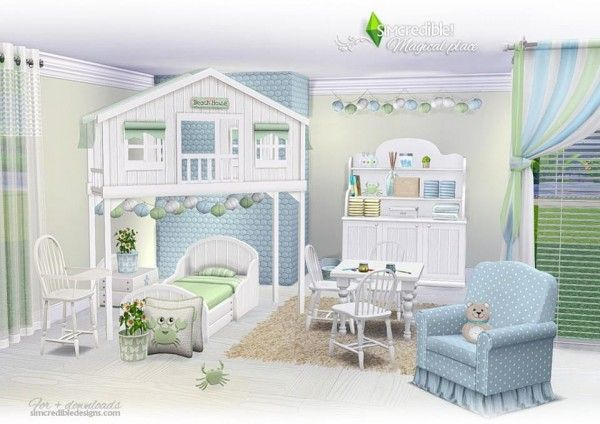 sims 4 toddler room cc download