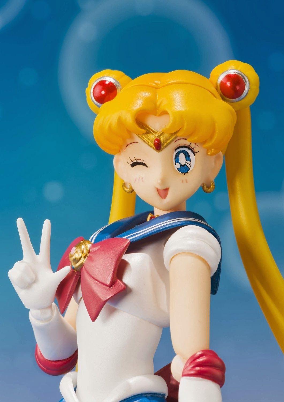 Cool girls stuff sailor moon sailor anime figures