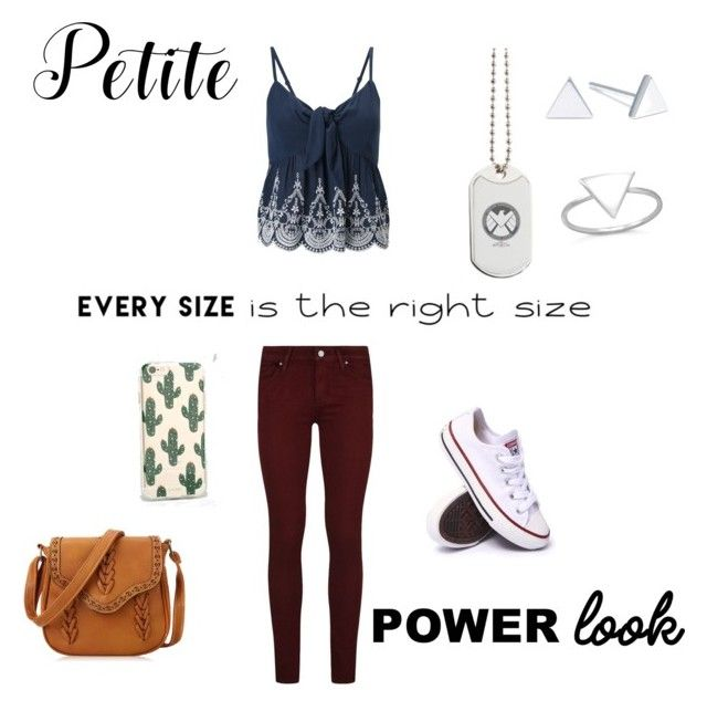 """Just being me"" by cactus-bee ❤ liked on Polyvore featuring Miss Selfridge, Paige Denim, Converse, Sonix, Evie & Emma, BillyTheTree and powerlook"