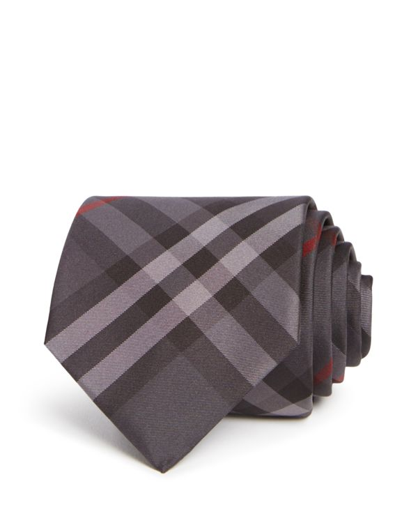 cf69188f3072 Burberry Clinton Check Classic Tie | Products | Pinterest