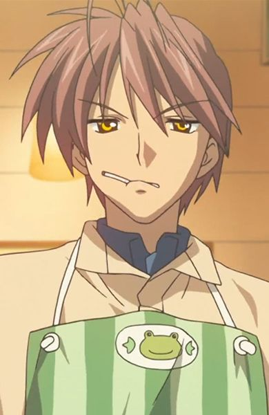 Clannad After Story AKIIIIIIIIII BEST ANIME DAD EVER