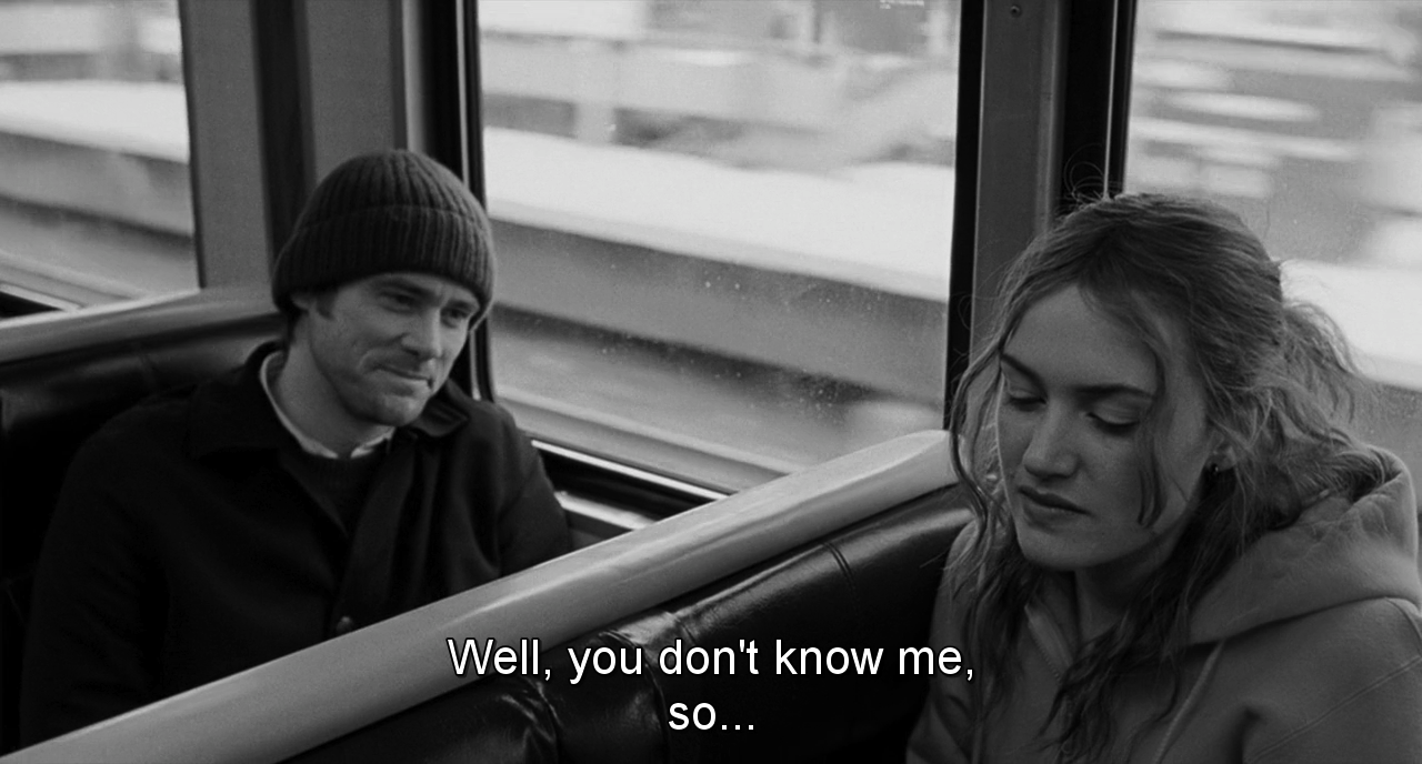 Eternal Sunshine of the Spotless Mind,