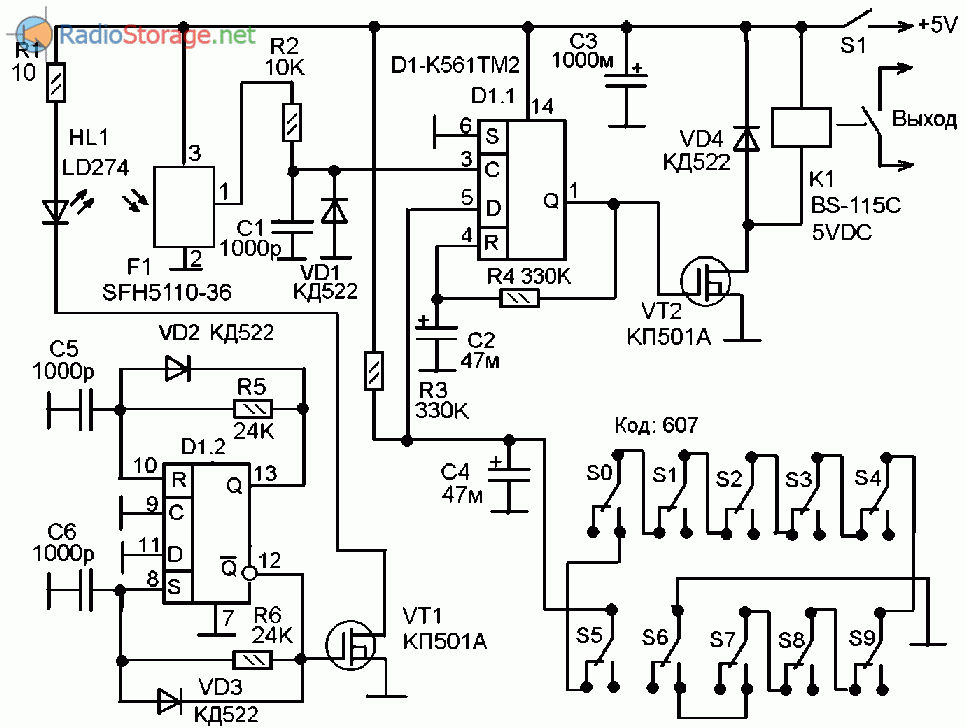High Current Power Supply Schematic 12v Lm338