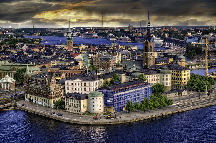 Stockholm Visit Sweden Best Cities Sweden