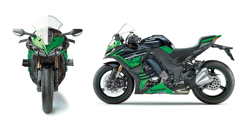 New Kawasaki Ninja 1000 for 2017 confirmed Kawasaki