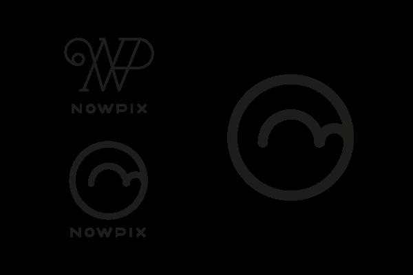 NowPix Branding Identity by Marco Oggian, via Behance