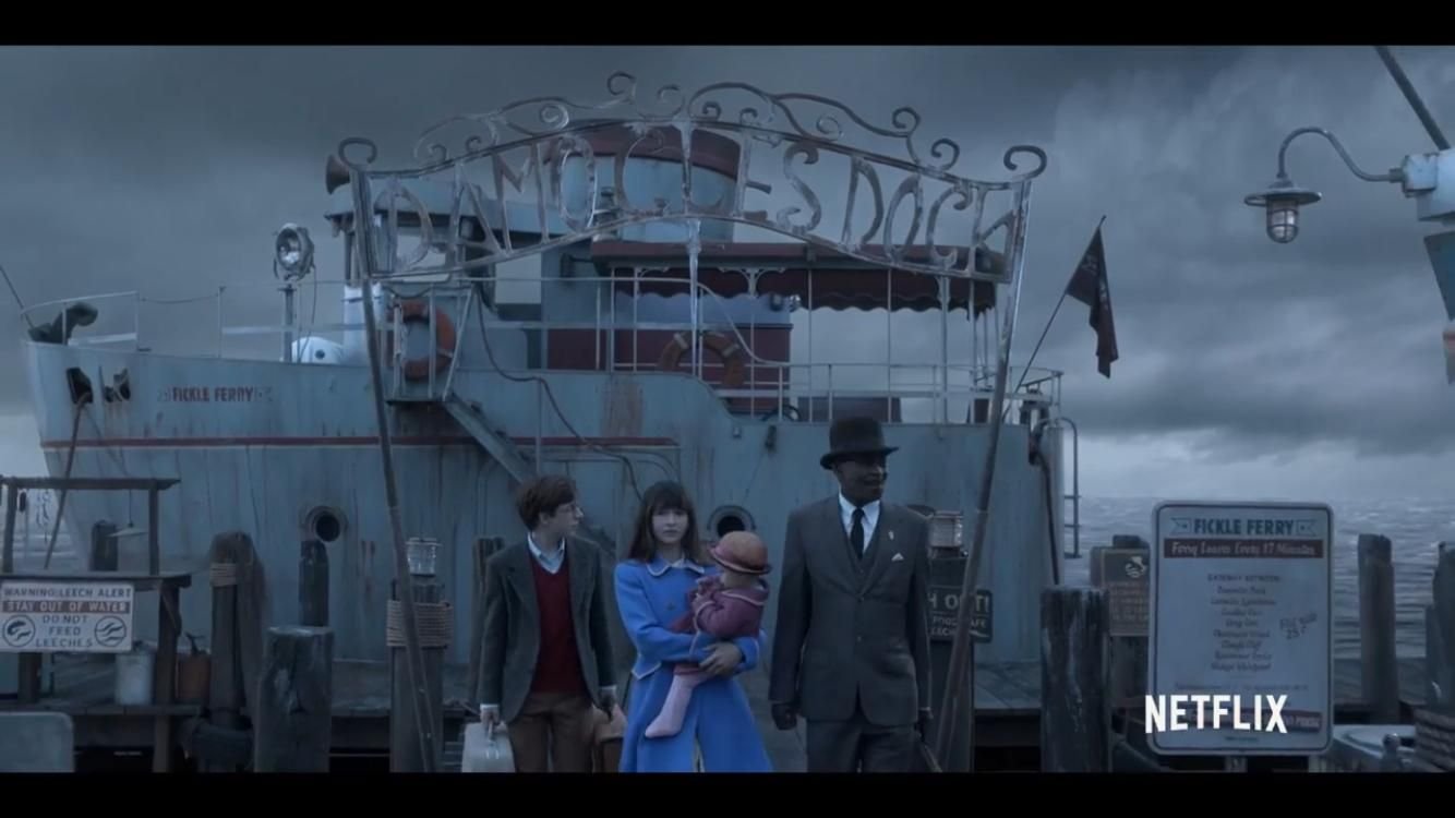 A Series of Unfortunate Events (TV Series 2017– ) on IMDb: Movies, TV, Celebs, and more...