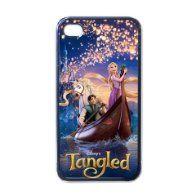 DISNEY TANGLED LANTERNS SCENE iphone case