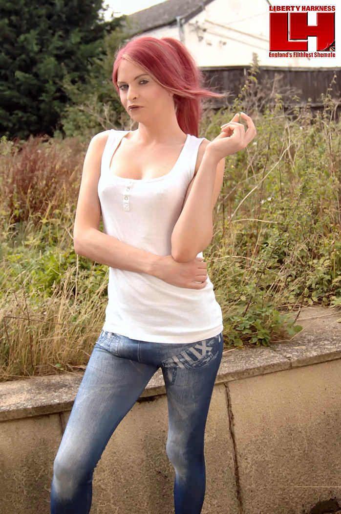 Free vid petite redhead