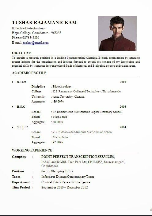 Download Bio Data Form Bio Data Data Form Curriculum Vitae Resume