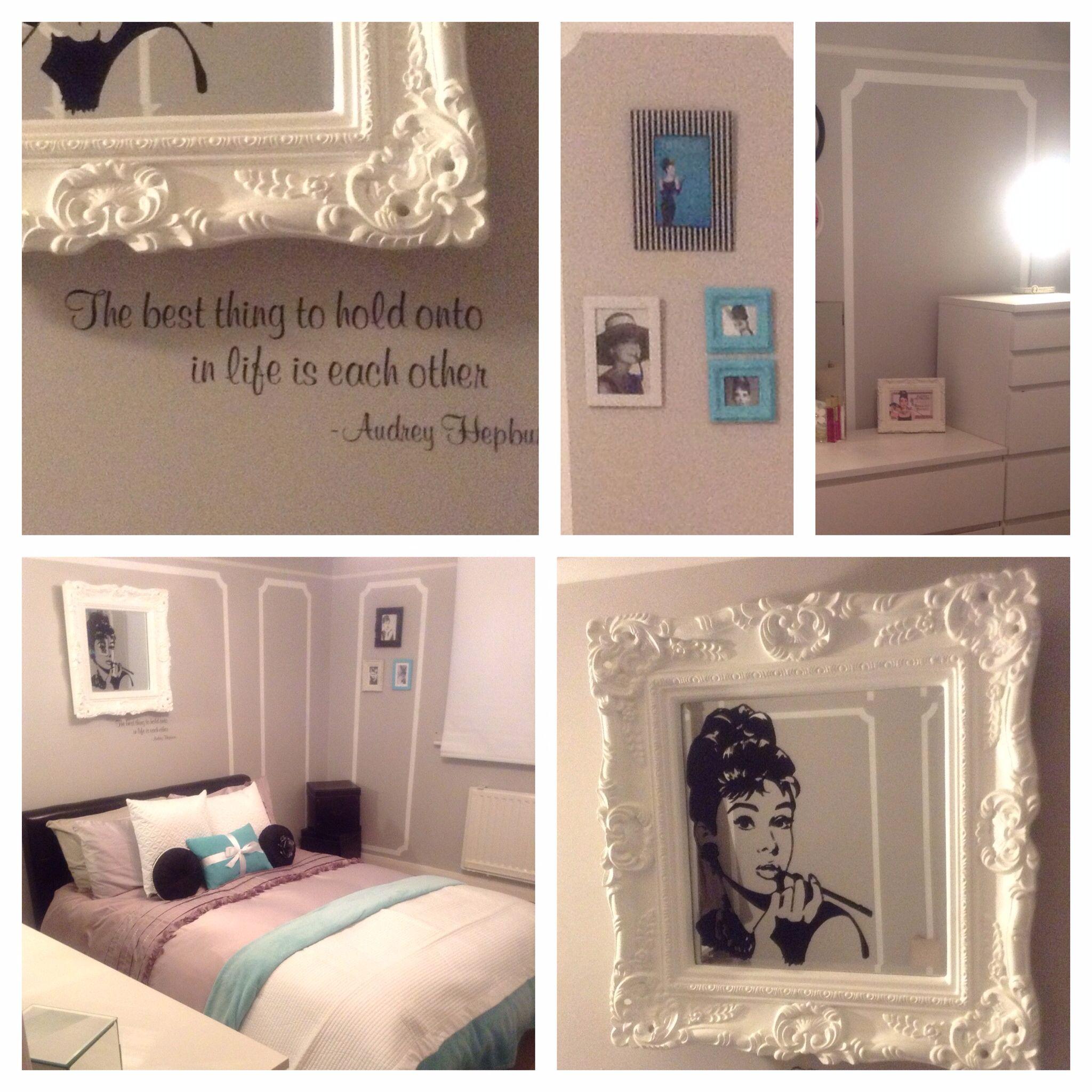 Breakfast At Tiffany S Inspired Bedroom | Ayathebook.com