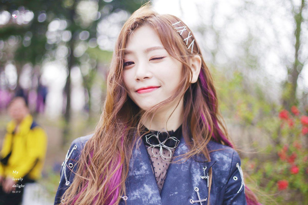 DREAMCATCHER - JiU | DREAMCATCHER/ MINX | Pinterest | Kpop ...