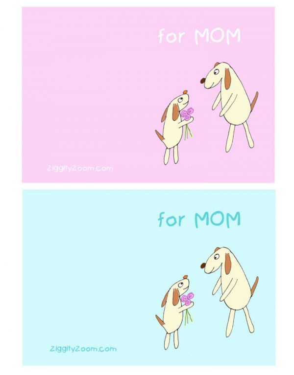 cards to print for mom on mother s day for mom pinterest