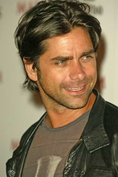 John Stamos Collar Length Layers
