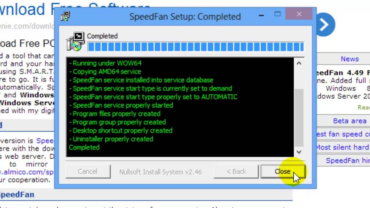 How to check your computer fan speed, voltages and temperatures?