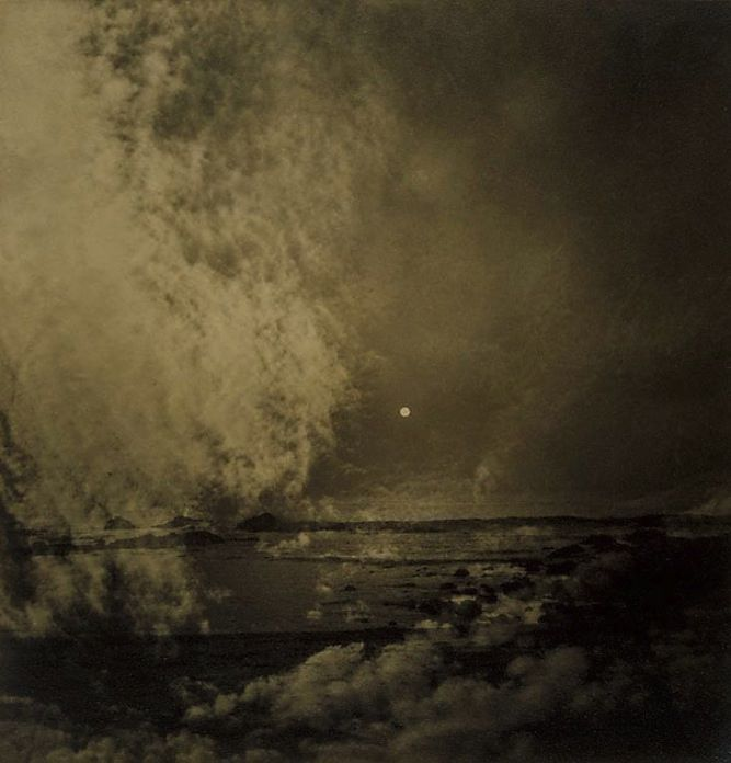 Olive Cotton ;Sky submerged  1937