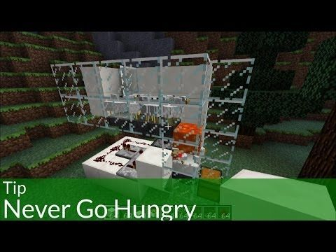 A Mc Tutorial On Your Personal Endless Cooked Chicken Supply By
