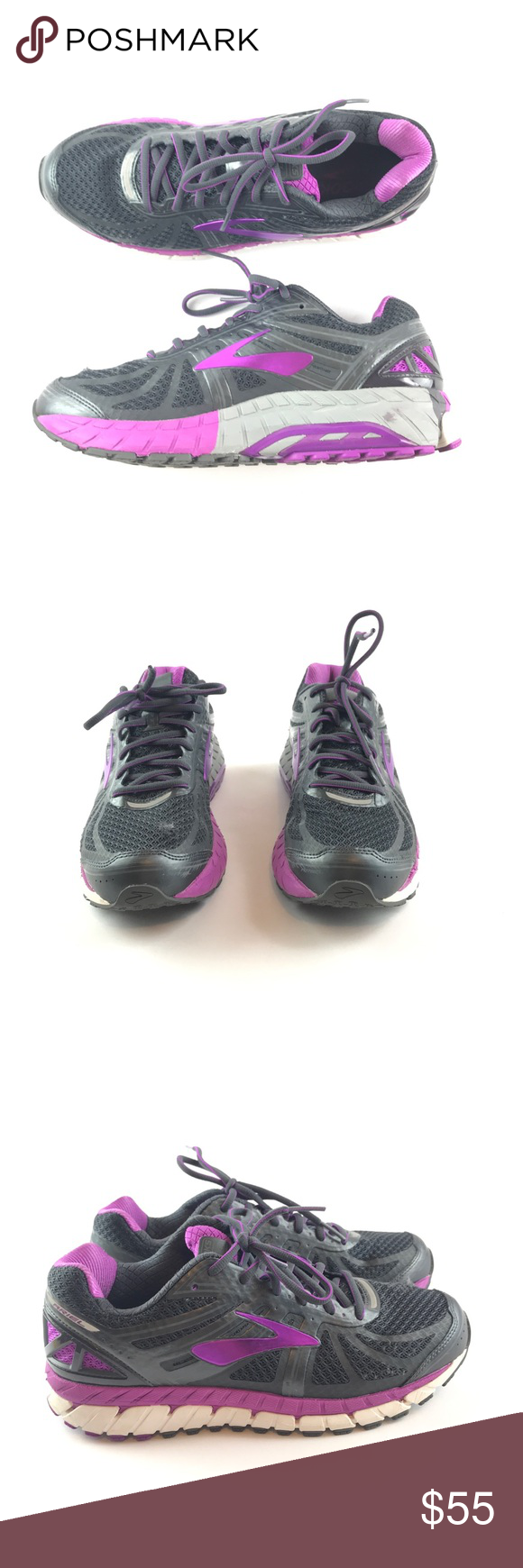 a4290aef7b6 Brooks Ariel 16 Women s Running Shoes Description  Brooks Ariel 16 Women s  Running Shoe Item Condition over all great condition all hole in toe box.