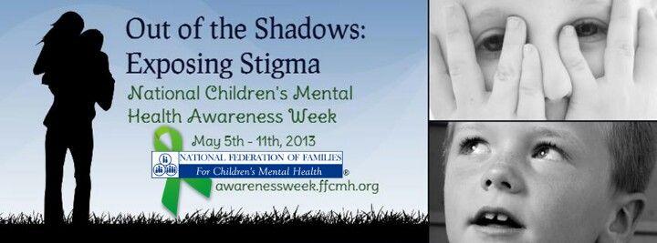National childrens mental health awareness week mental