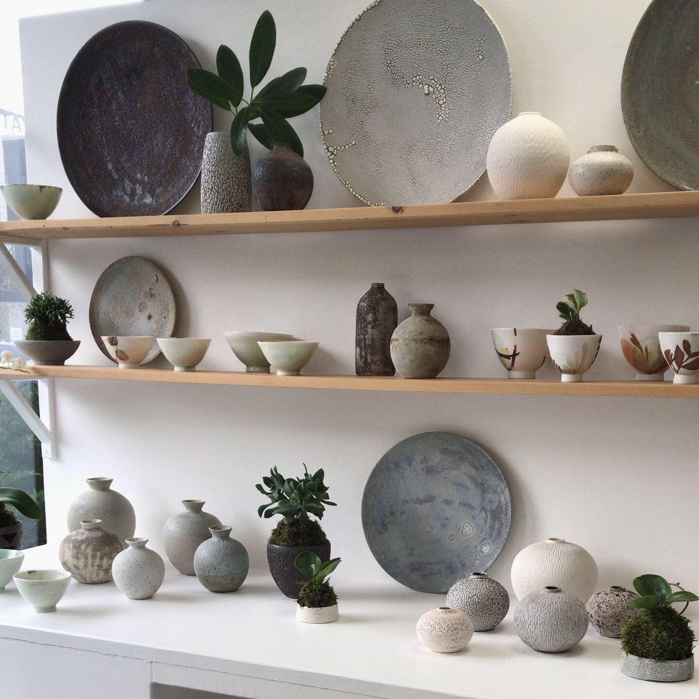 Epingle Par Aura May Sur Ceramics Etagere Cuisine Cuisine