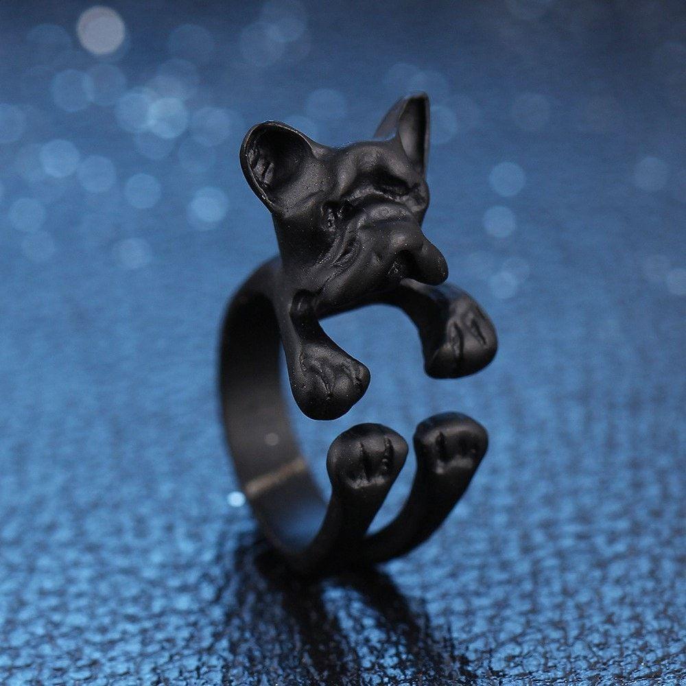 Original Puppy Wrap Rings