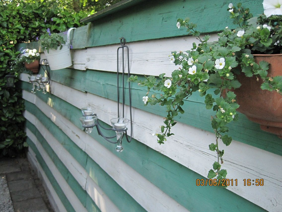 1000+ images about Verf je schutting / Paint Your fence on ...