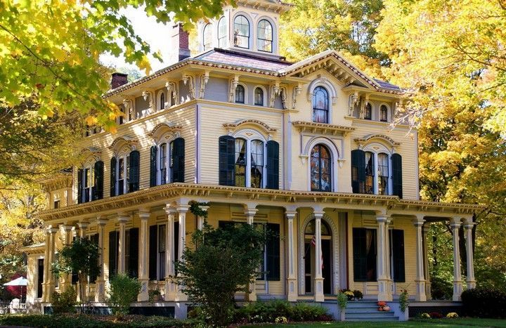 10 Masterpieces Of Victorian Architecture - HomyBuzz