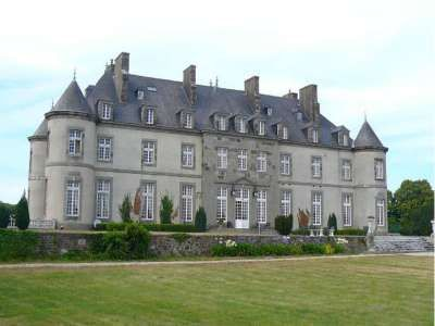 20 bedroom French chateau for sale with 27 hectares of land, Brittany, Cote dArmor , Brittany
