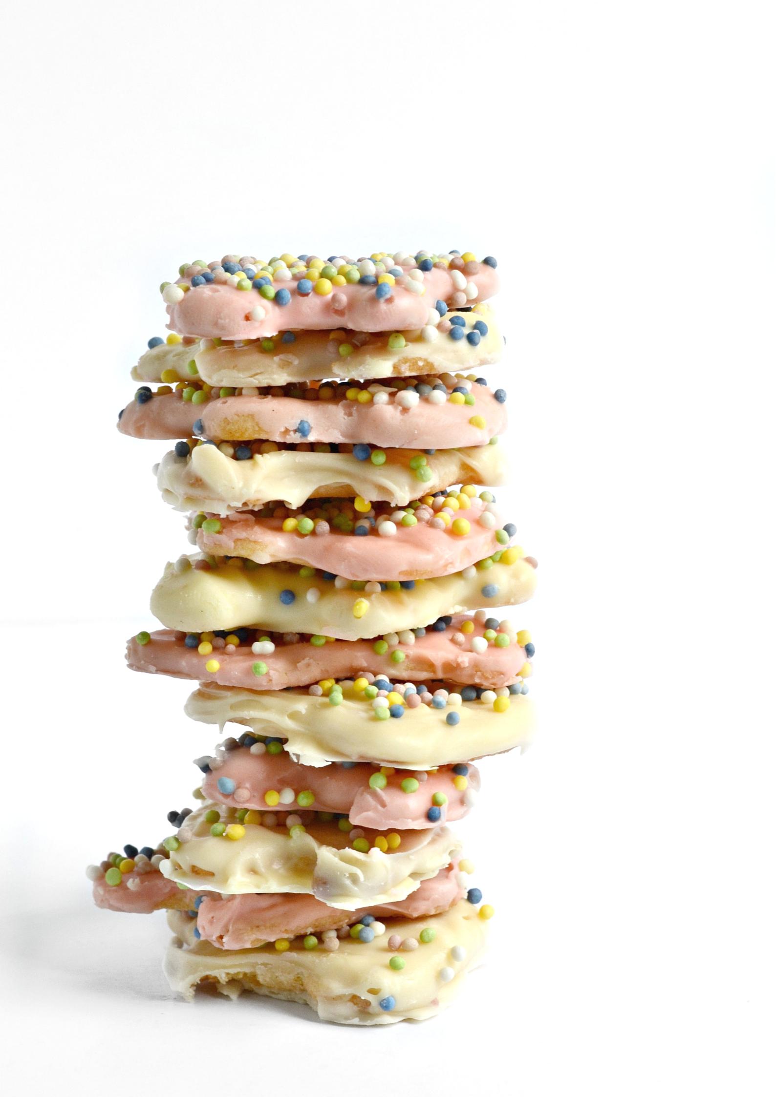 Homemade Circus Animal Cookies Recipe Treats, Peanut