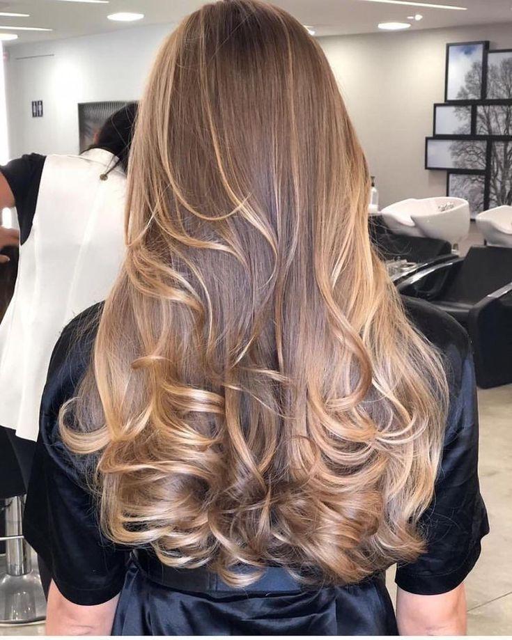 Plus de 70 belles coiffures de balayage