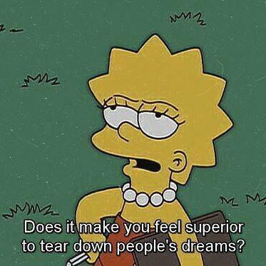 Lisa Simpson Tumblr Q U O T I N G Quotes Simpsons Quotes Words