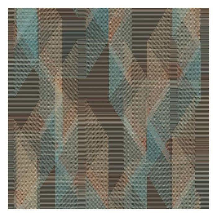 Debonair Geometric Peel and Stick Wallpaper   Peel and ...