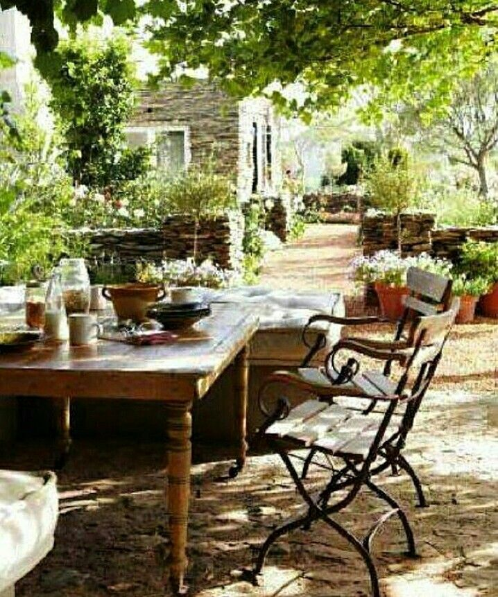 Discover Ideas About French Country Gardens