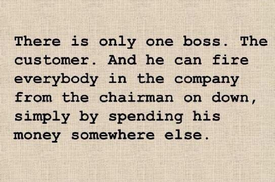 Sales... vergeet nooit waarvoor je het doet?!