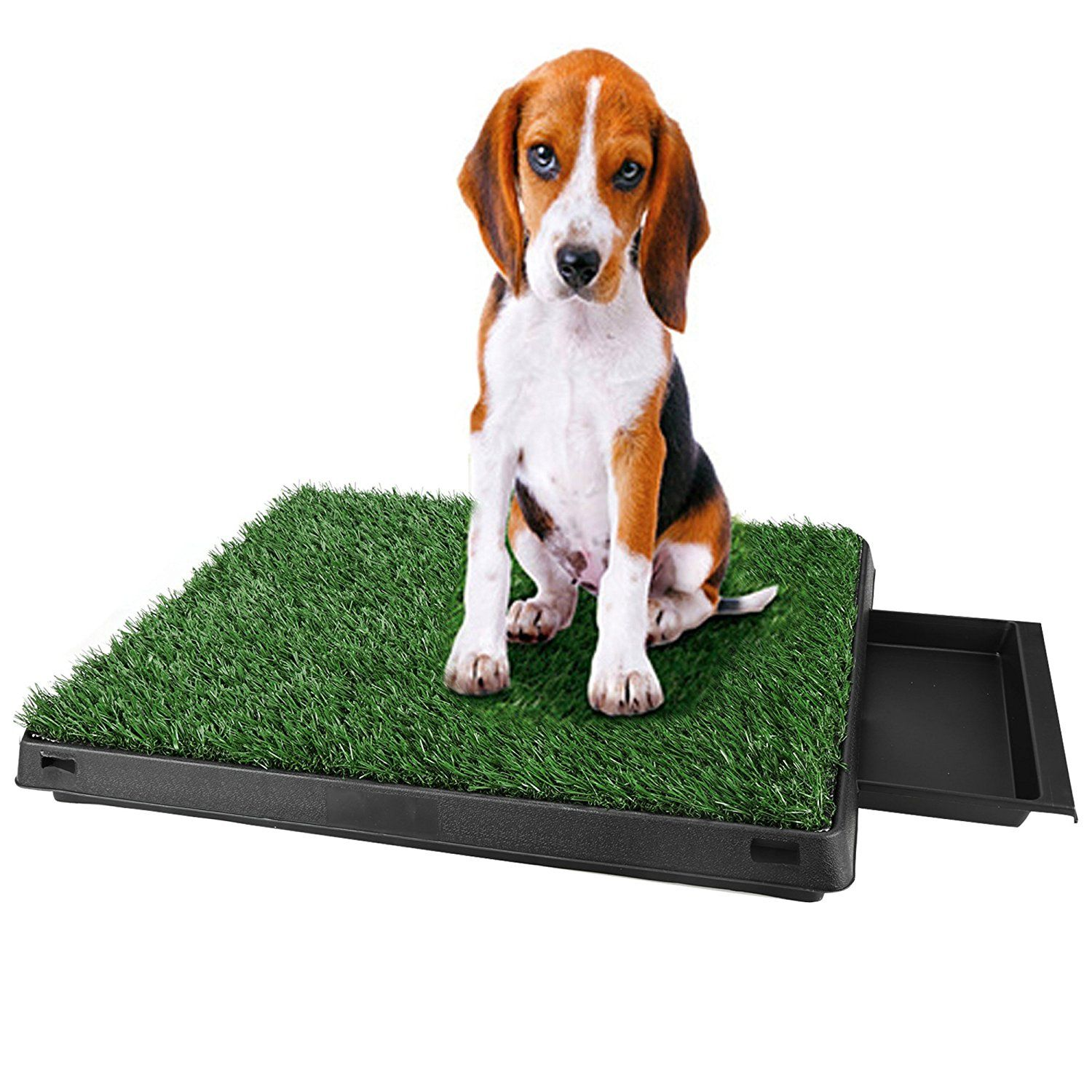 Puppy Pads Indoor Potty Potty Patch Dog Grass Mat Training Pad Pet