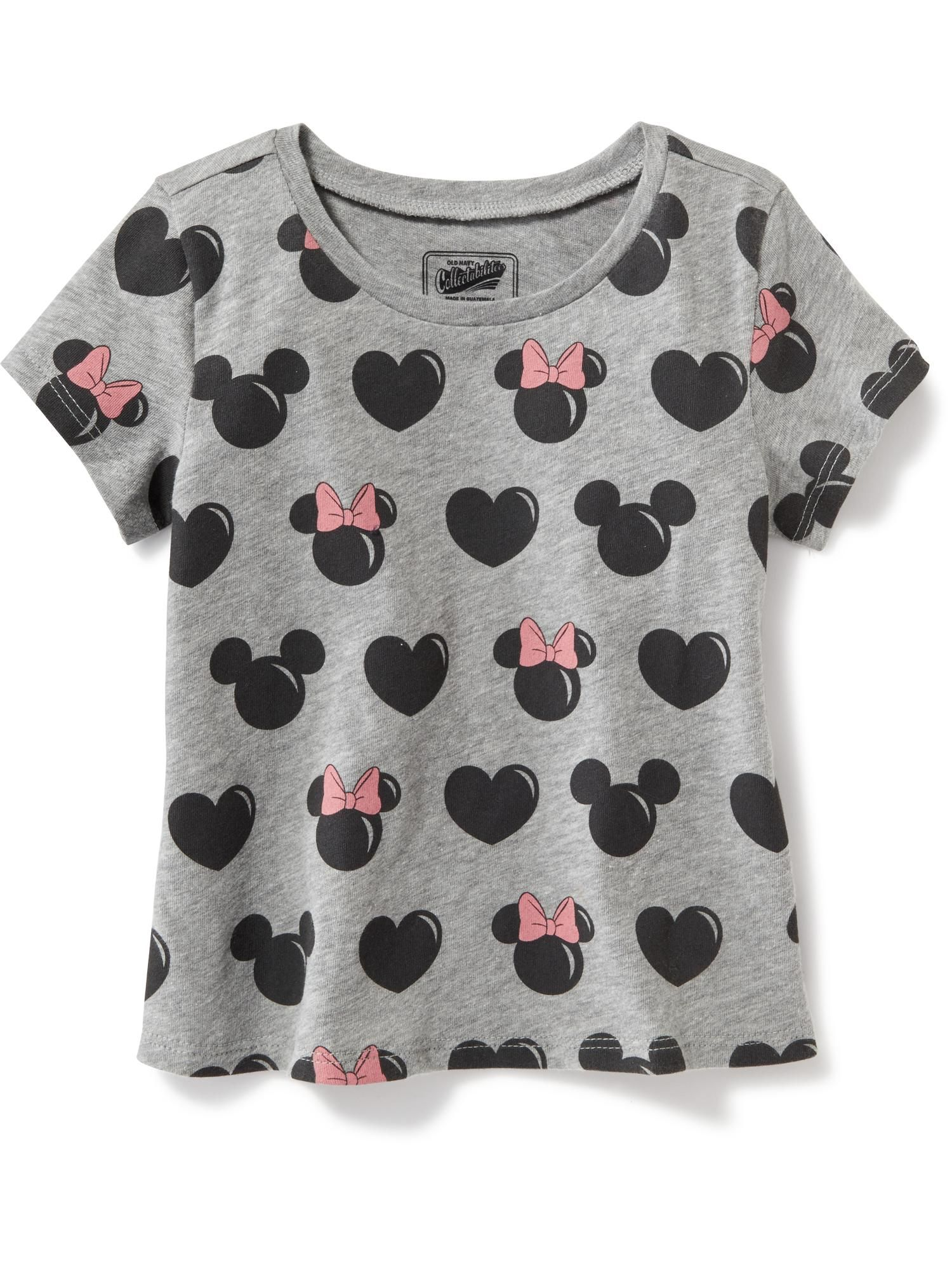 Disney© Minnie Mouse Graphic Tee for Toddler Old Navy