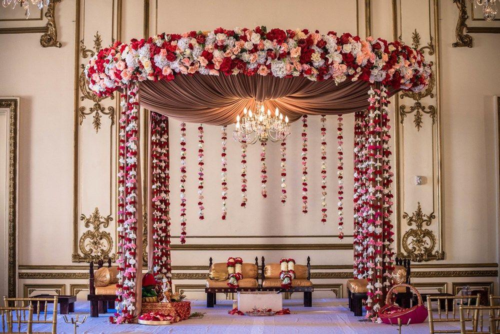 Ashveena Nikhil S Traditional Grand Hindu Wedding California