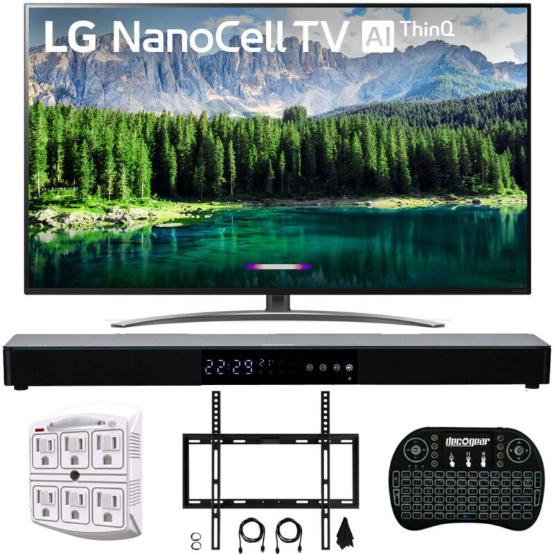 Free 2 Day Shipping Double Boxed Secure Shipping Brand Lg