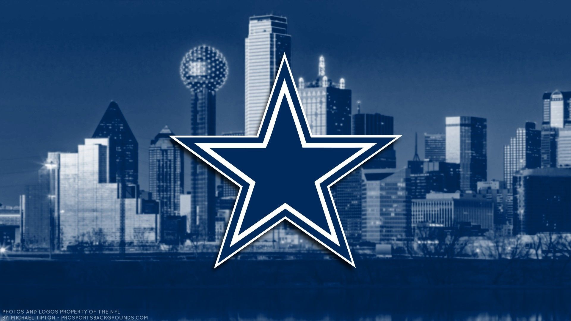 Dallas Cowboys screen savers change every year. This is