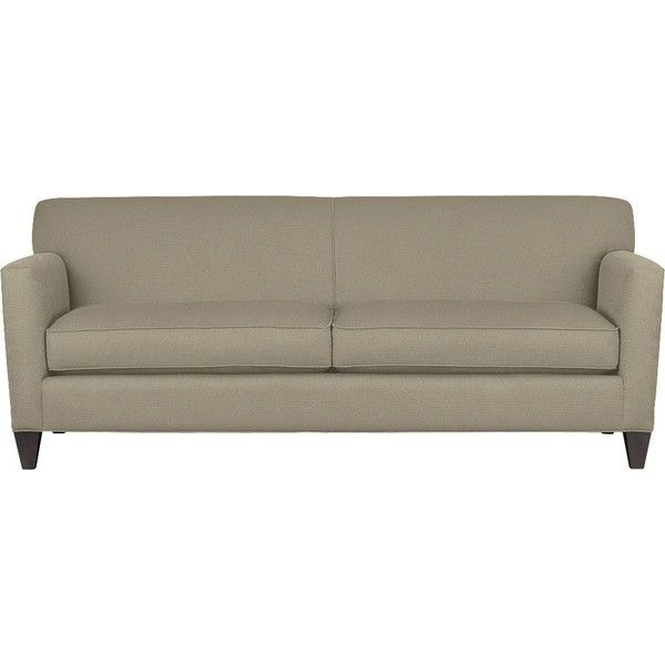 Crate And Barrel Hennessy Sofa. Discontinued.
