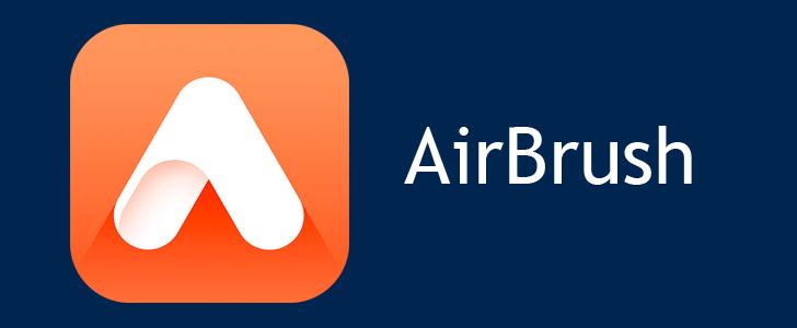 تطبيق Airbrush لتعديل الصور وتجميلها للاندرويد Vodafone Logo Tech Company Logos Company Logo