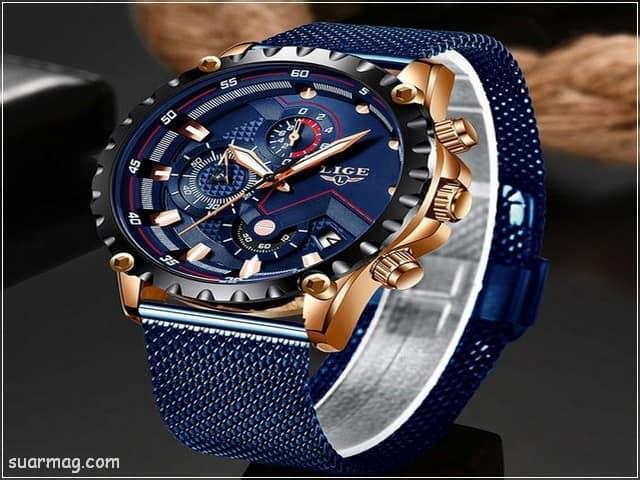 اجمل اشكال ساعات رجالى حديثة 2020 Luxury Watches For Men Watches For Men Waterproof Clock