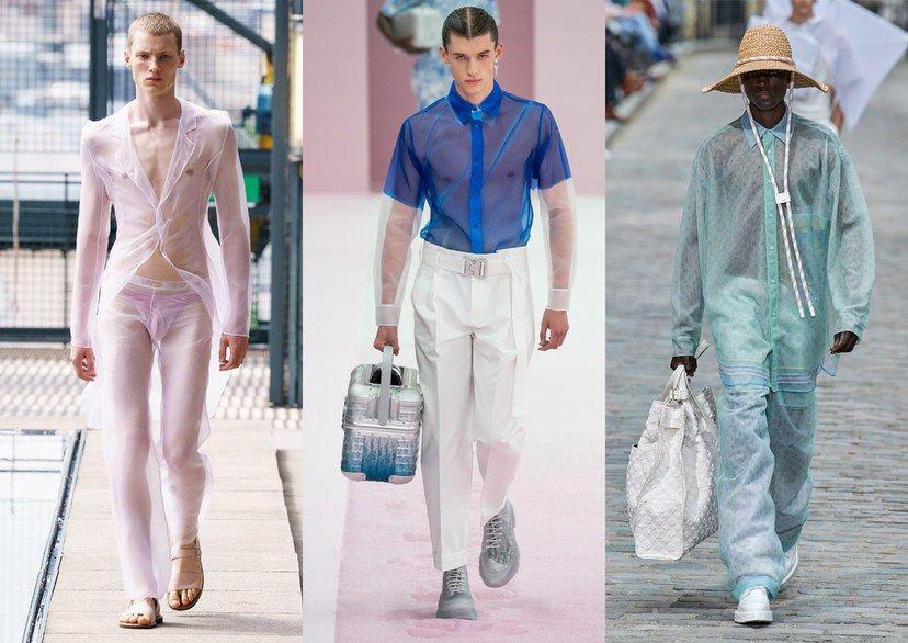 Les 20 tendances mode homme du printemps,été 2020