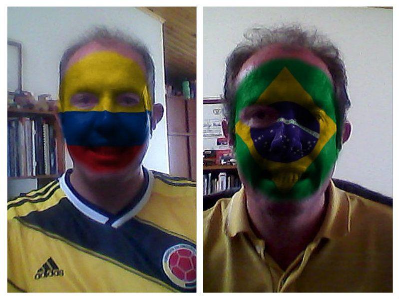 sentimietos para la copa america, colombia o brasil que gane cualquiera de los 2