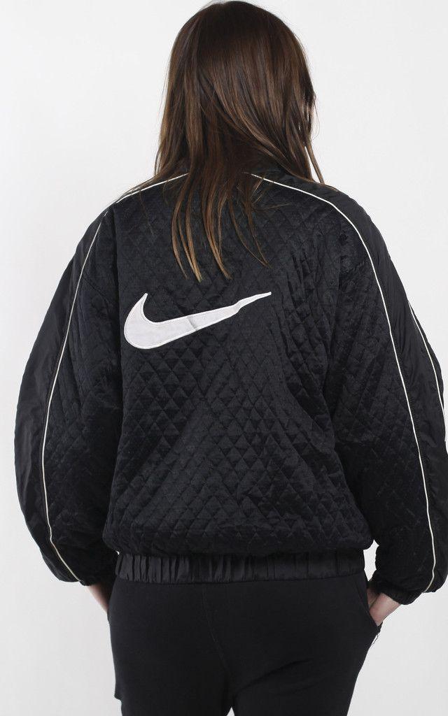 Vintage Nike Quilted Jacket Vintage Nike Nike Quilted Jacket